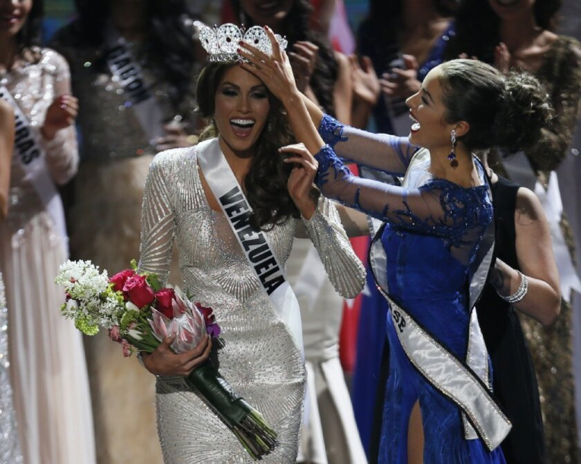 2013 Miss Universe pageant