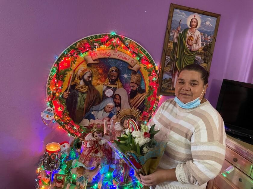 Sandra Esparza vivio con el tiempo contado entre el temor de ser deportada o mirir sin una oportunidad de transplante.