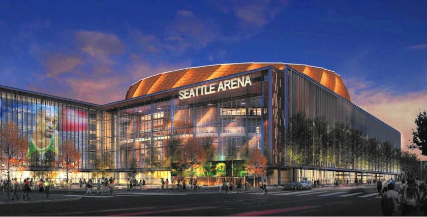 The Seattle City Council voted against a proposal to build a new arena and bring an NBA team back to the city. All five women on the council cast no votes, and all four men voted in favor.