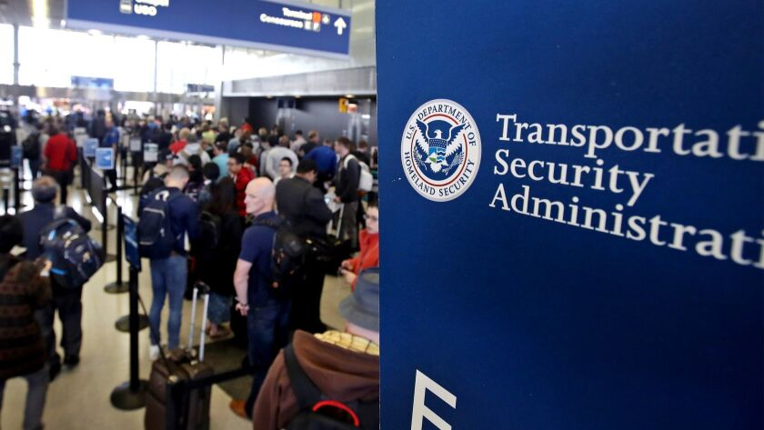 As Long Lines In Airports Rise, TSA Struggles To Cut Waiting Times