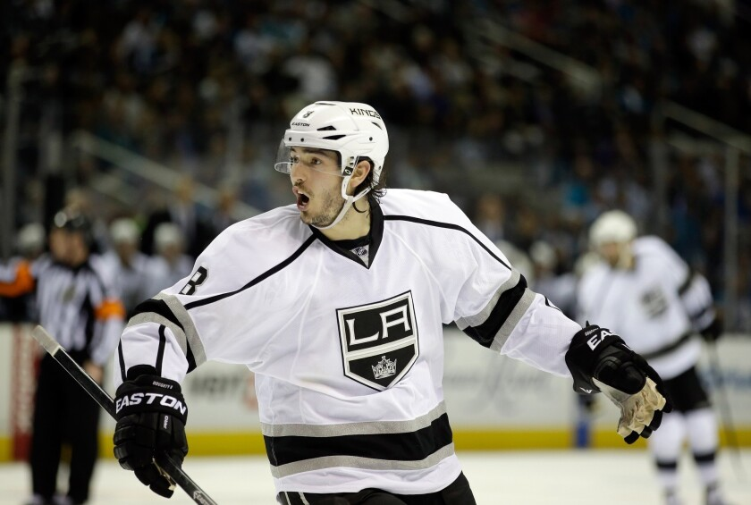 Kings defenseman Drew Doughty wants more ice time
