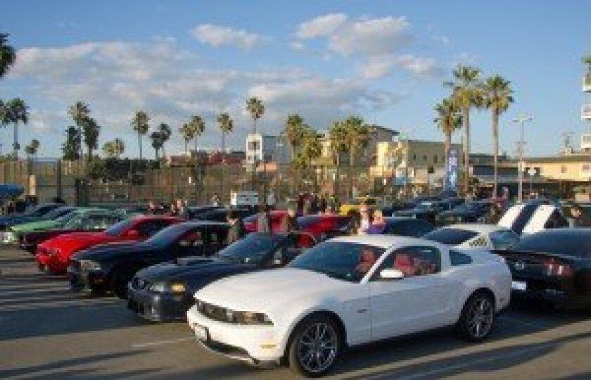 Mustangs through the years