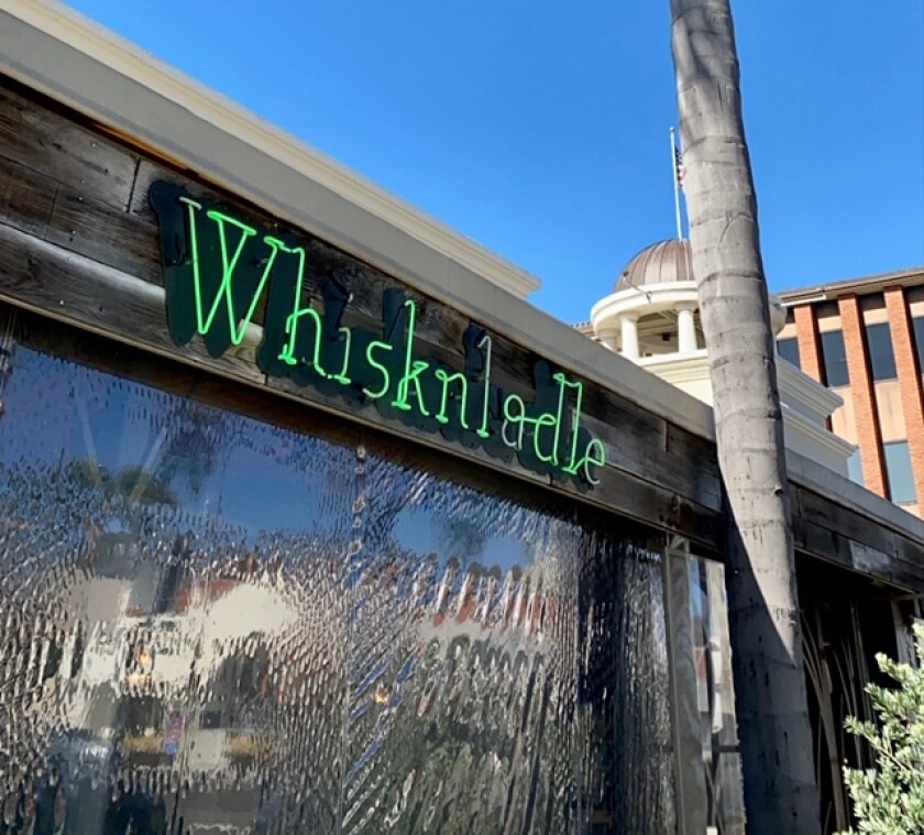 Whisknladle restaurant in La Jolla