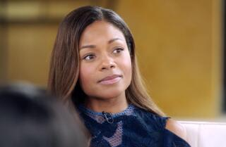 Naomie Harris makes discoveries in the 'Moonlight'