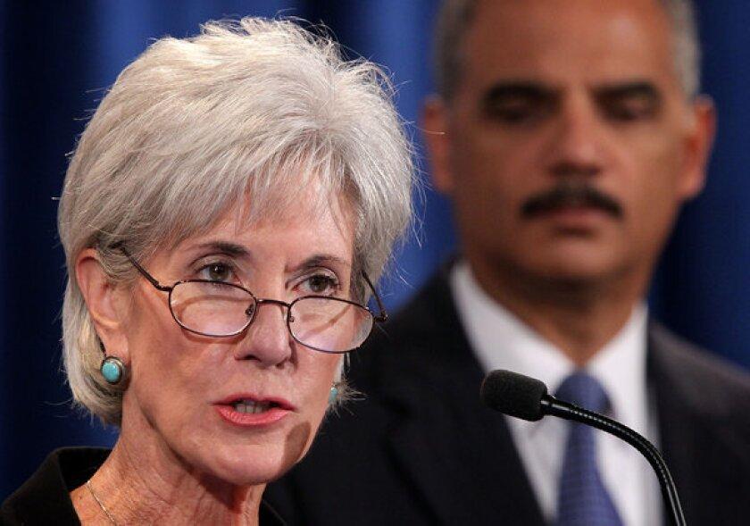 Sebelius subpoenaed over efforts to promote healthcare reform