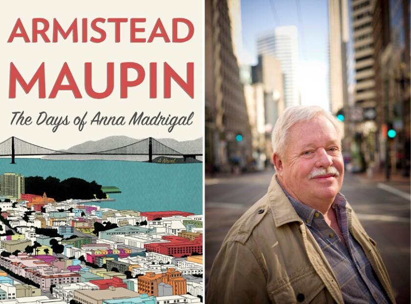 Author Armistead Maupin