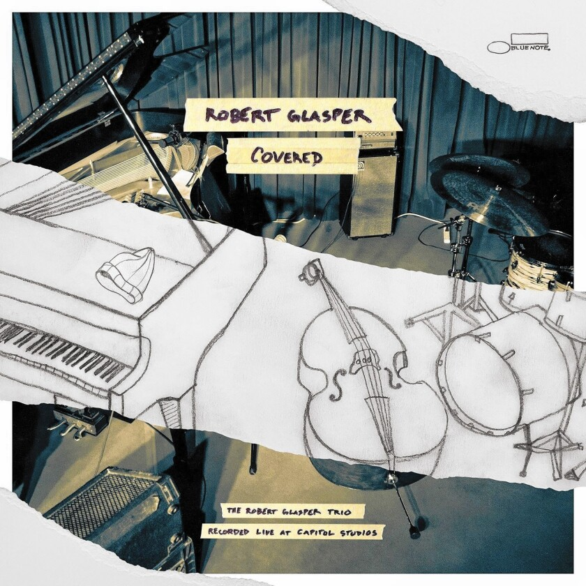 Review: Robert Glasper returns to his roots in new album 'Covered'