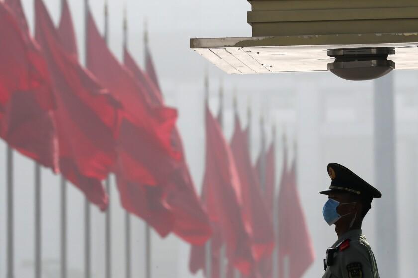 APTOPIX China Congress