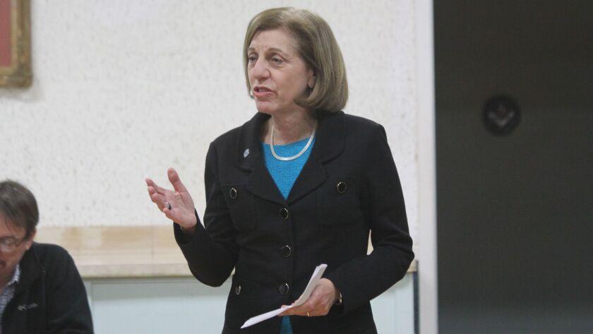 City Council member Barbara Bry