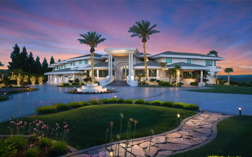 Eddie Murphy's former Granite Bay compound | Hot Property