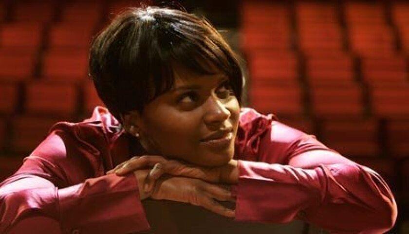 Actress Monique Gaffney.
