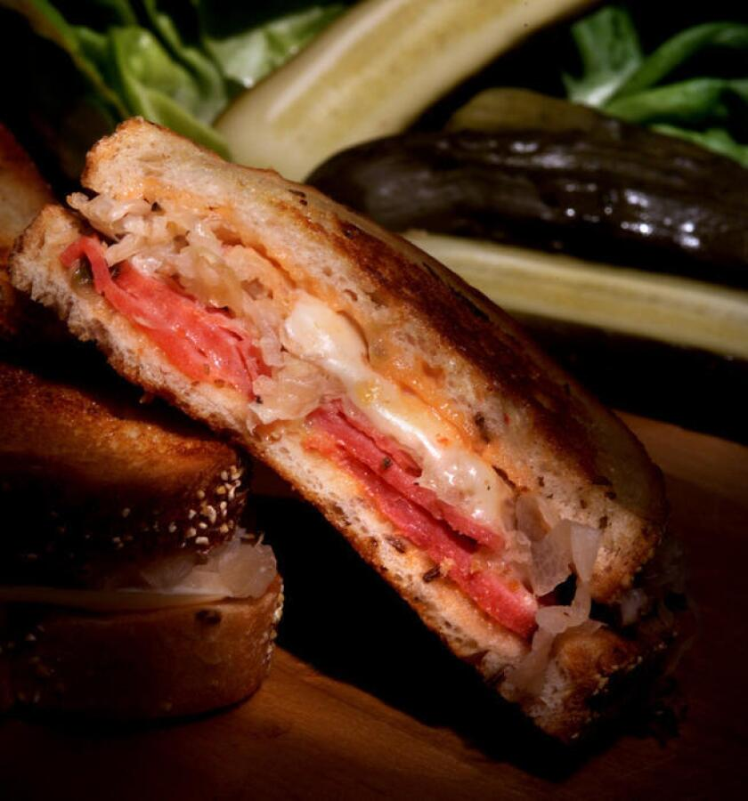 Reubens Sandwiches