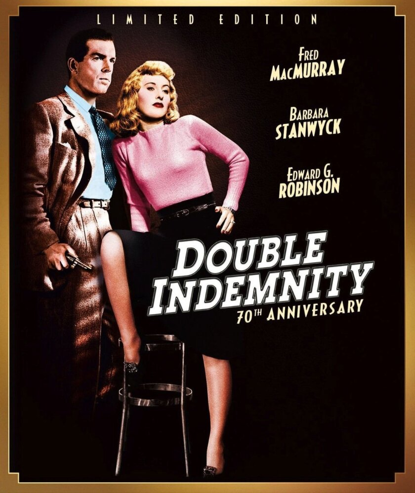 'Double Indemnity'