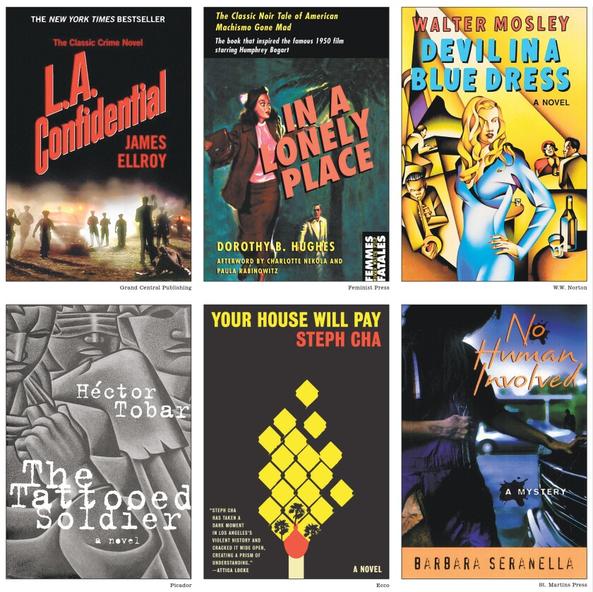 Essential L.A. crime books