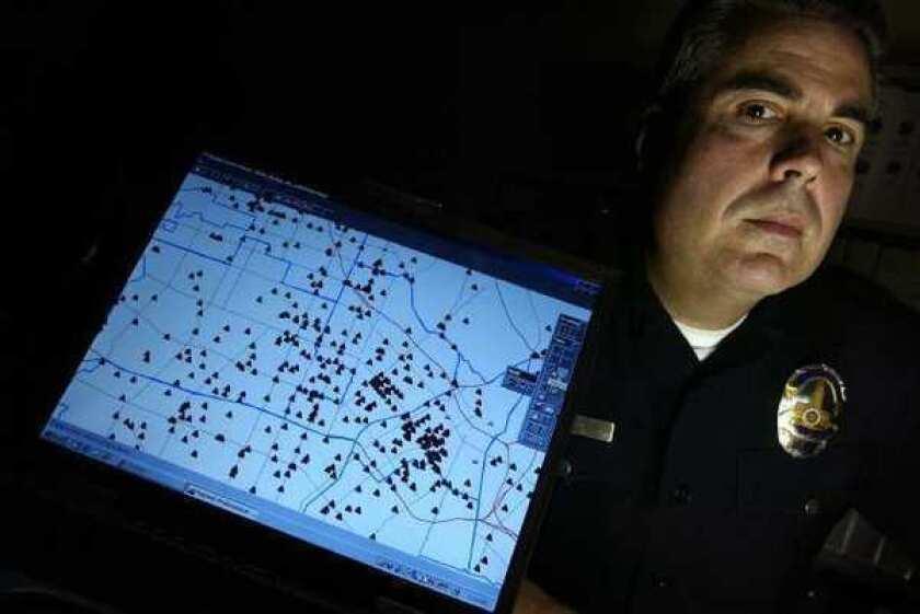 Former LAPD data expert Jeff Godown