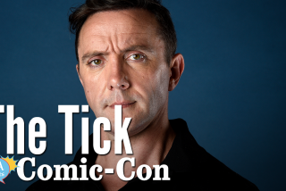 """""""The Tick"""" Cast Says The Fan Pressure Is Real at Comic-Con 2017"""