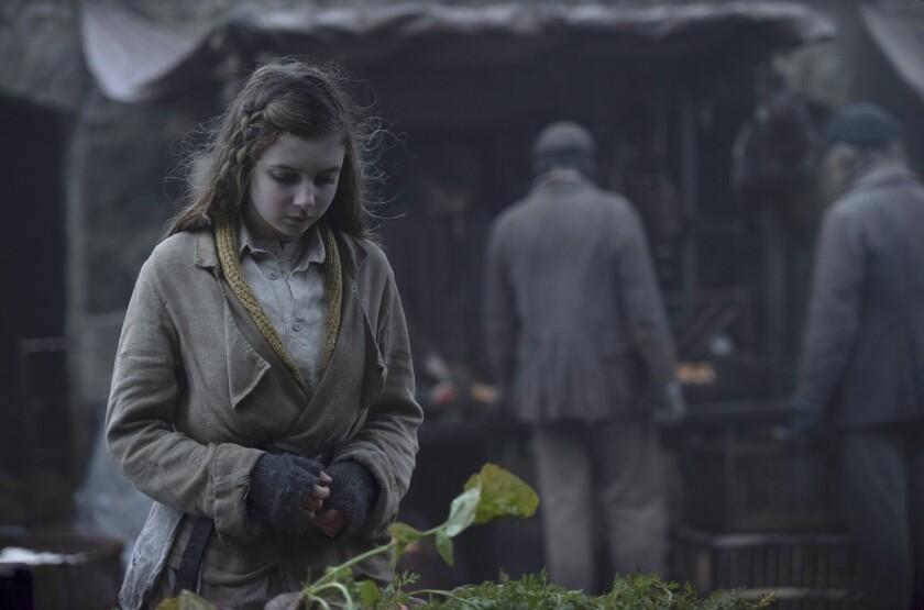 Eleanor Worthington-Cox, 'Gwen'