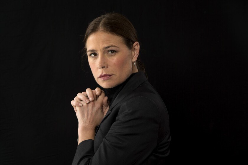 """""""The Affair"""" stars Maura Tierney as a jilted wife slowly coming to terms with a life she never had planned for herself. The actress has found a perfect balance of comedy and tragedy in her character Helen's situation."""