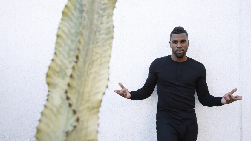 Hitmaker Jason Derulo wants to leave an impression on 'Think