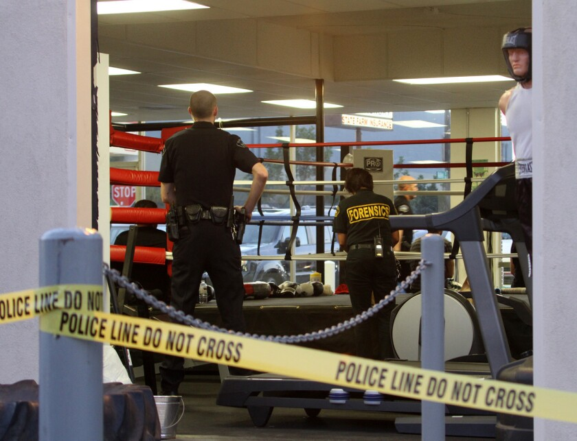 Teen dies after sparring at boxing club in Burbank