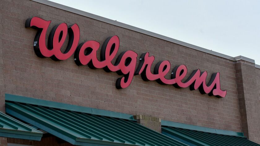 The FDA said it inspected 6,350 Walgreens stores and found that 22% of those had illegally sold tobacco products to minors.