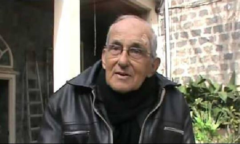 Dutch priest who lived in Syria for decades is slain at home