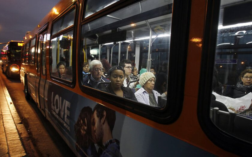 Metro to offer free bus, train rides on New Year's Eve