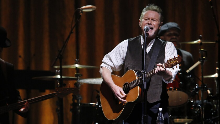 "Don Henley performs selections from his new Country album on ""Austin City Limits."""