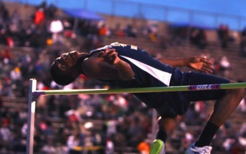 PREP TRACK AND FIELD: Vista Murrieta jumpers hit their marks