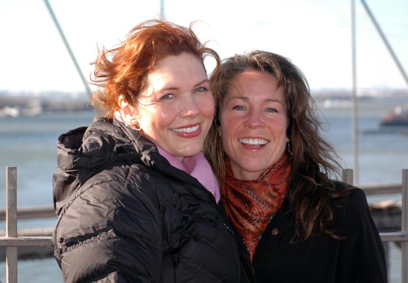 Kristina and Kori Schake