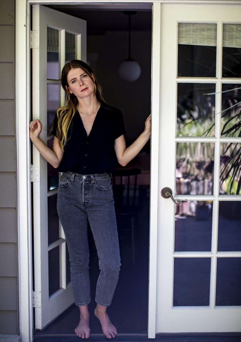 """""""I think fiction benefits from ambiguity,"""" says author Emma Cline. """"Whereas obviously life doesn't."""""""
