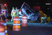 Traffic alert issued after fatal early morning crash shuts down lanes of state Route 78