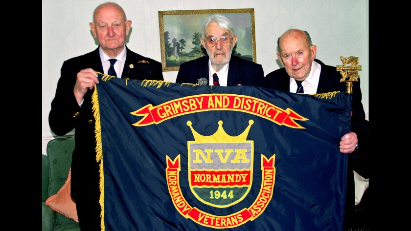 British D-day veterans group disbanding