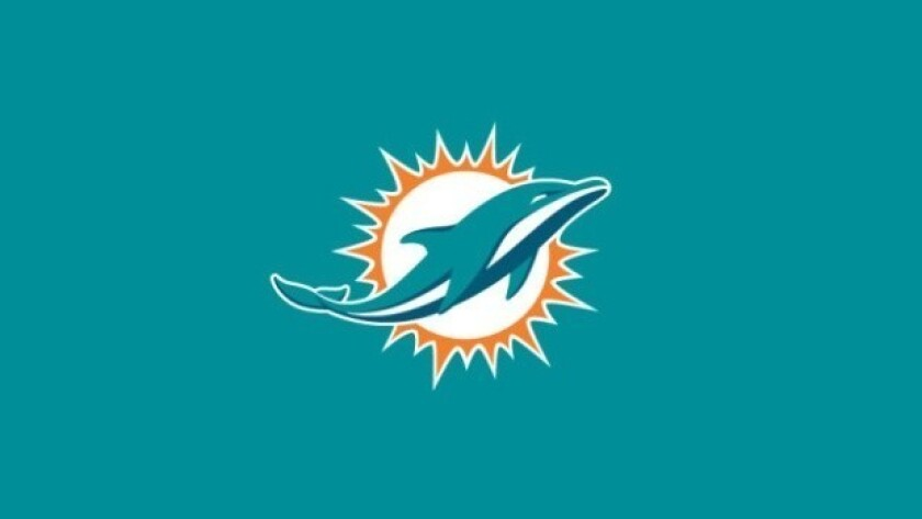 Miami Dolphins unveil new logo; Dan Marino, Don Shula approve