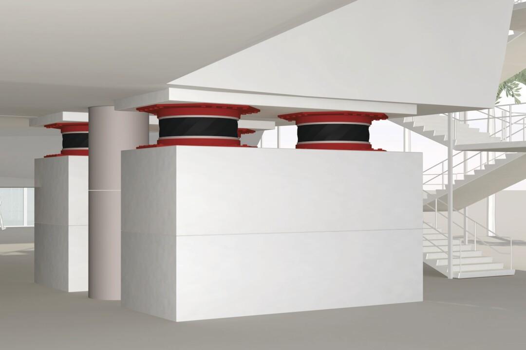 Seismic connectors