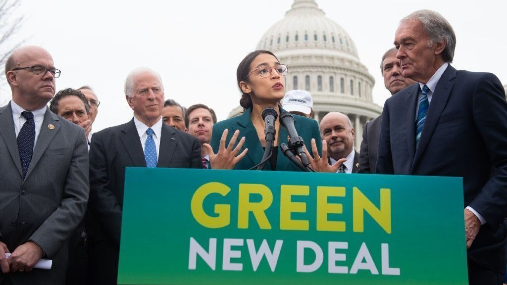 Green New Deal's high-speed rail goal overlooks California bullet train problems
