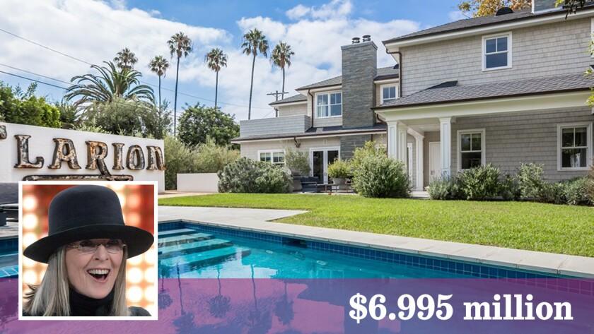 Hot Property   Diane Keaton