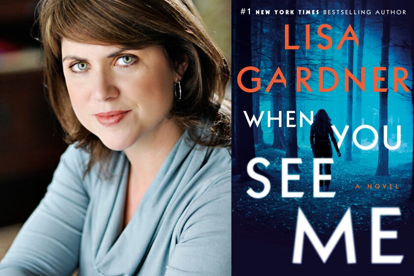 Author Lisa Gardner