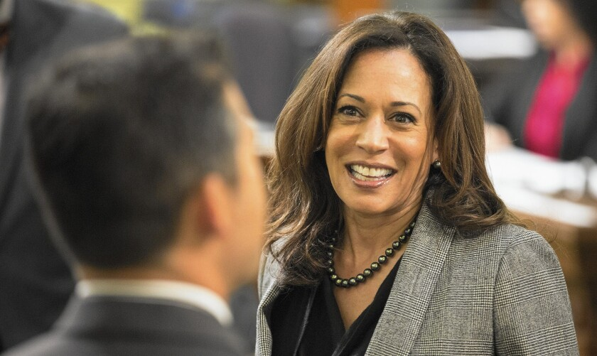 California Atty. Gen. Kamala Harris has brought legal action against Southern California Gas Co.