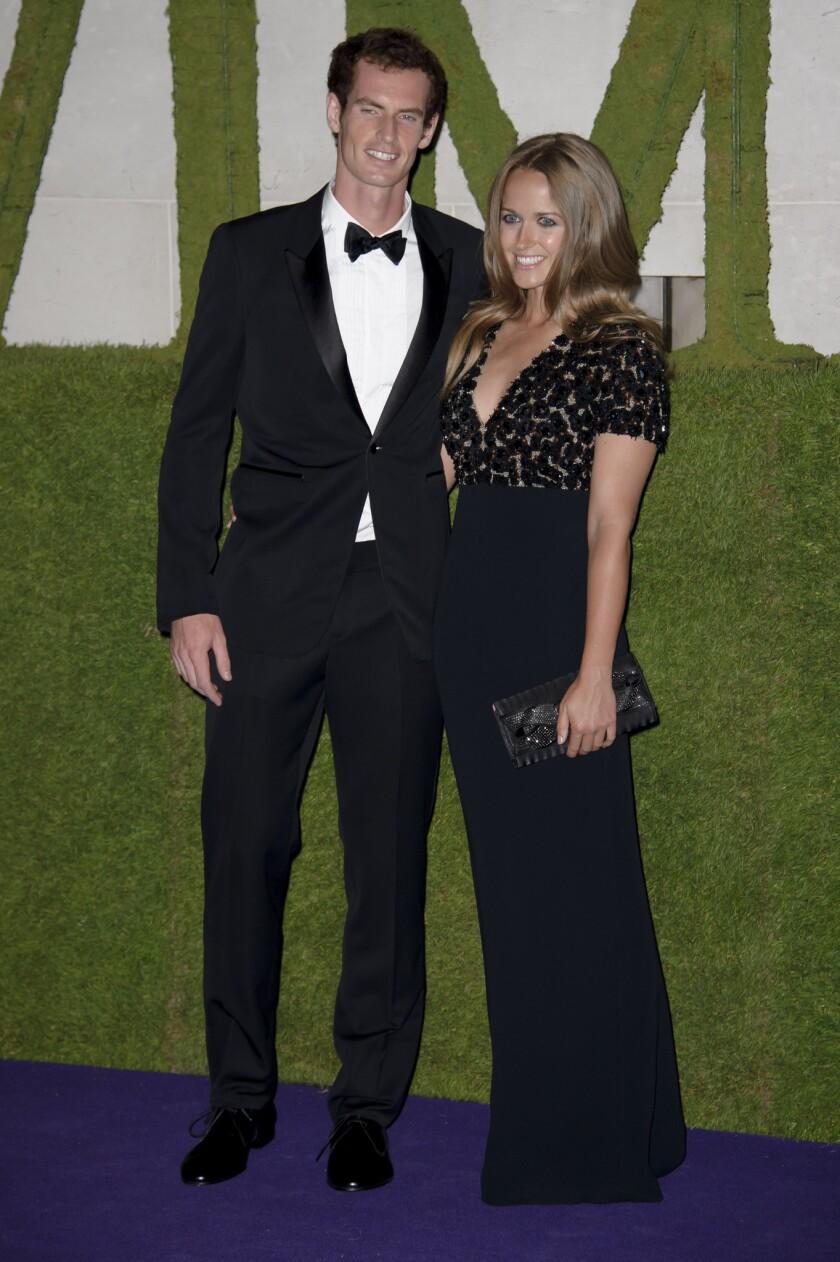 Andy Murray, Kim Sears