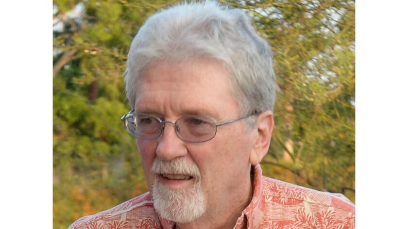Daily Pilot columnist Jim Carnett. (Hand In)
