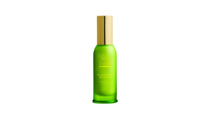 Hyaluronic Gel Moisturizer from Tata Harper Skincare. The re-release of this ultra-light daily mois