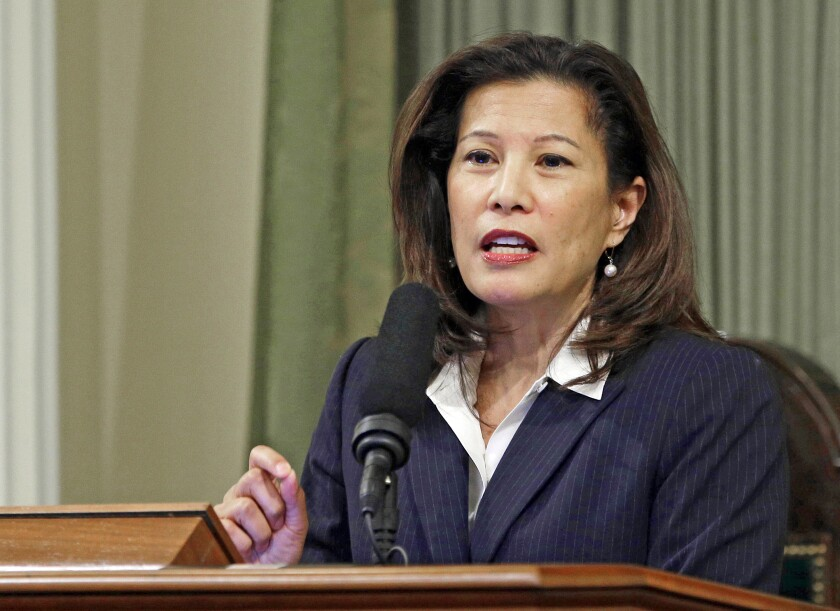 California Supreme Court Chief Justice Tani G. Cantil-Sakauye