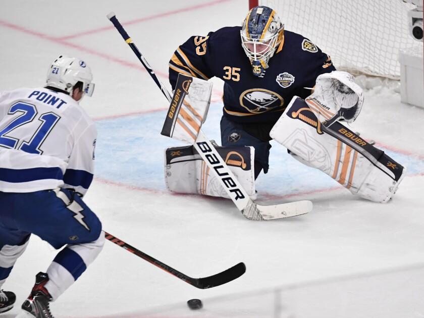 Sweden Sabres Lightning Hockey