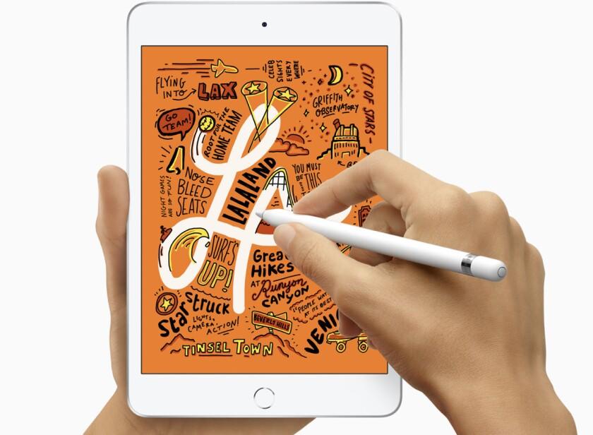 Rste es el nuevo iPad Mi i.