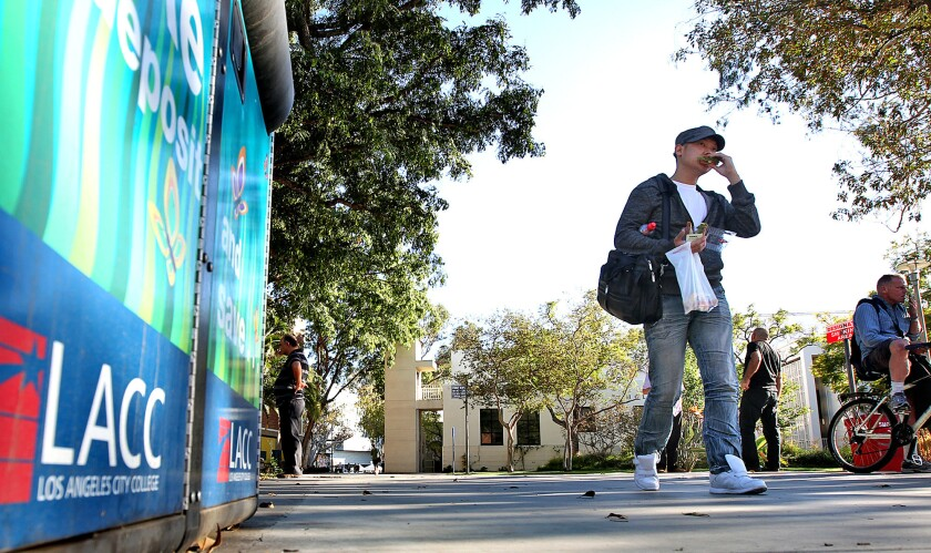 The Los Angeles Community College District's board oversees a $3-billion budget and has a direct effect on the quality of education for 136,000 students, about half of whom live below the federal poverty line.