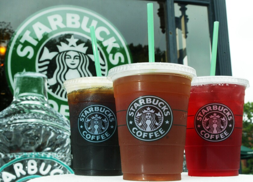 Starbucks is buying tea company Teavana, which has 300 mall-based stores.