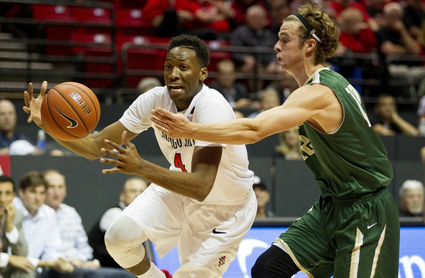 SDSU vs Point Loma Hoops 11/7/2014