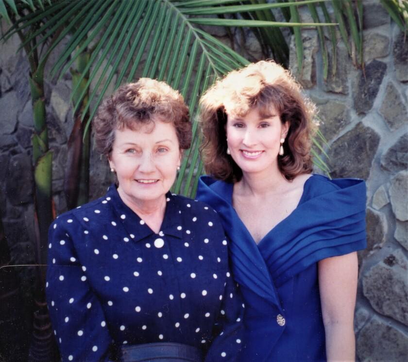 Betty and Karen Kucher.