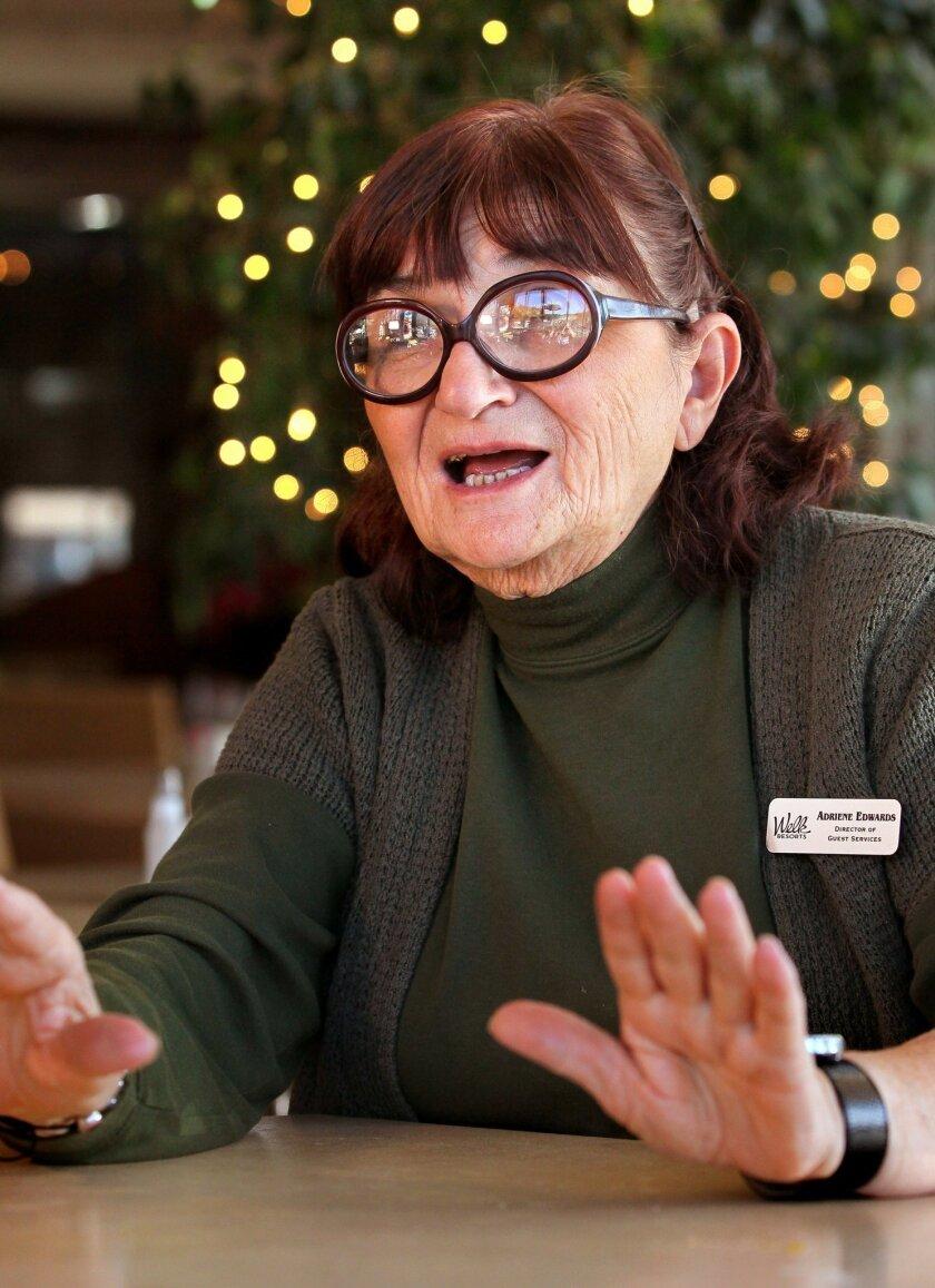 Long time Lawrence Welk resort employee Adriene Edwards speaks about her nearly 50 years working at the Lawrence Welk resort.